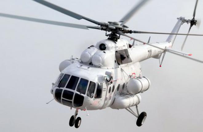 В Иране создадут систему послепродажного обслуживания российских вертолетов