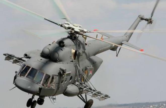 Изготовлен 750-й вертолет Ми-8АМТ