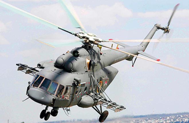Летные испытания Ми-8АМТШ-ВА начнутся во второй половине 2015 г.