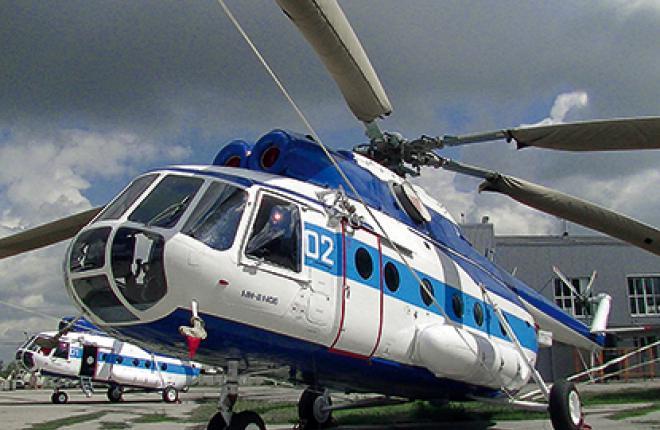 В «Мотор Сич» говорят, что новый двигатель Ми-8МСБ дает 20% экономии топлива