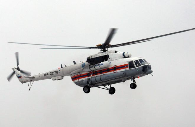 Ми-8МТВ-1 МЧС Росси