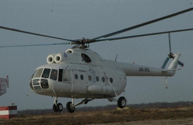 """Мотор Сич"" модернизирует вертолеты Ми-8Т"