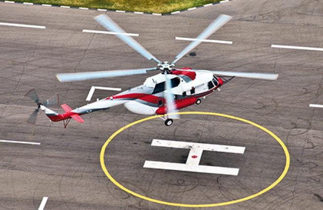 By early May, the first Mi-171A2 prototype had completed 42 of the 178 planned test flights