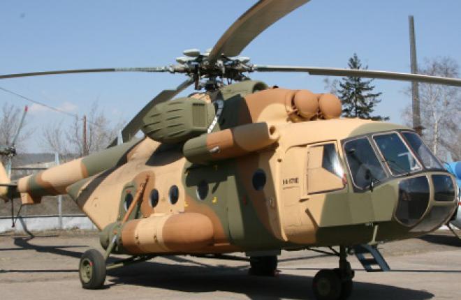 Компания ASU Baltija модернизировала вертолет Ми-171Е