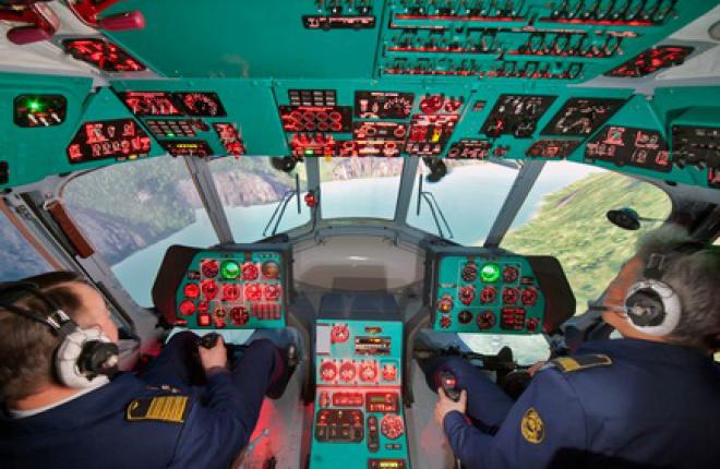 """""""Вертолеты России"""" помогут монгольским пилотам повысить квалификацию"""