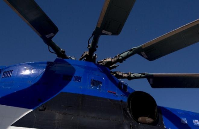 В Москве подписали соглашение о создании российско-китайского вертолета