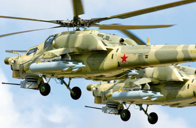 The Russian Air Force operates several dozen Mi-28N attack helicopters