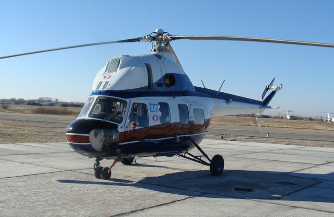 """""""Мотор Сич"""" почти вдвое увеличил потолок вертолета Ми-2"""