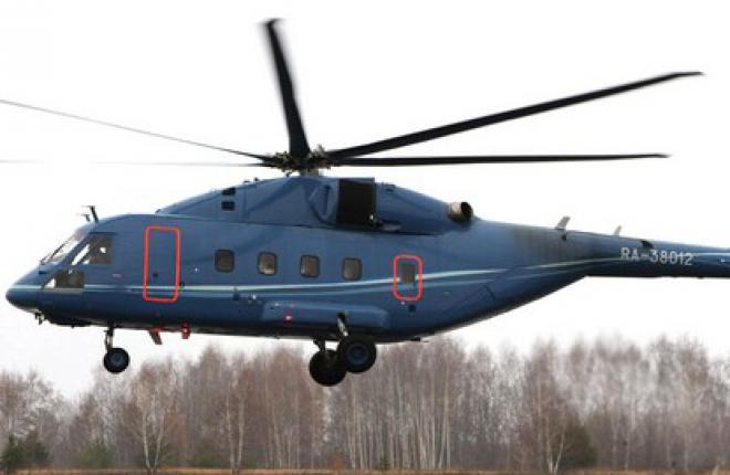 Ми-38 -- одна из перспективных программ российского вертолетостроения