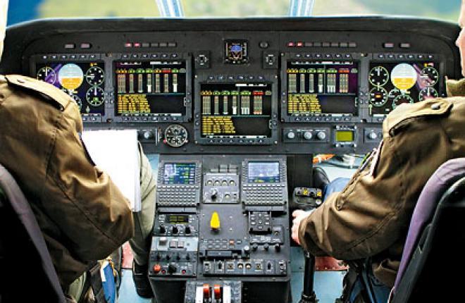 Новая философия кабины вертолета Ми-38