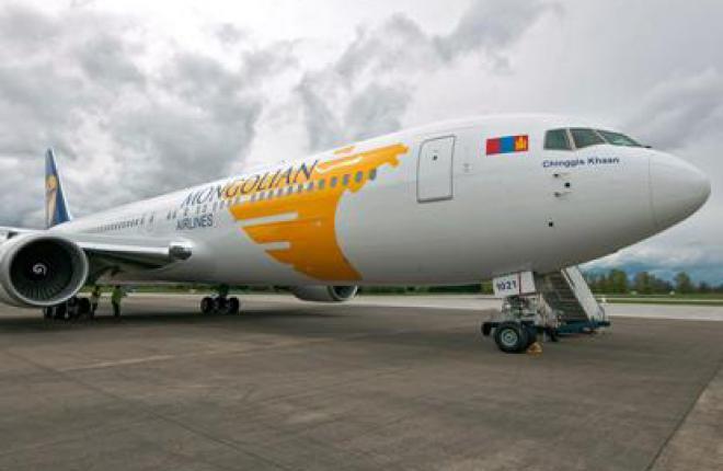 Авиакомпания MIAT Mongolian Airlines получила первый собственный Boeing 767-300E