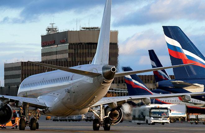 750 воздушных судов российских авиакомпаний было зарегистрировано в иностранных реестрах в сентябре :: Леонид Фаерберг / Transport-Photo.com