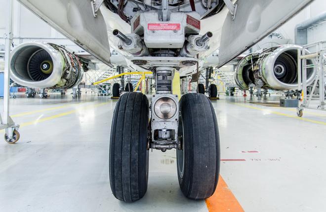 Magnetic MRO продолжит отправлять шасси на ремонт в США
