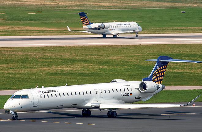 Bombardier CRJ700/900