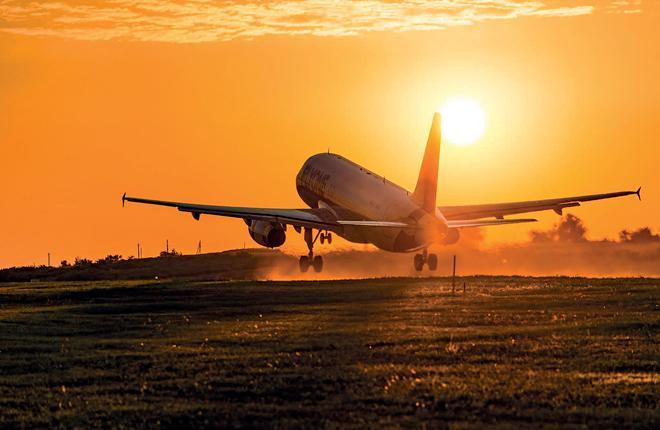 Общий рост доли национальных авиакомпаний на авиарынке Молдовы произошел за счет развития Fly One :: Фото: Avia Invest