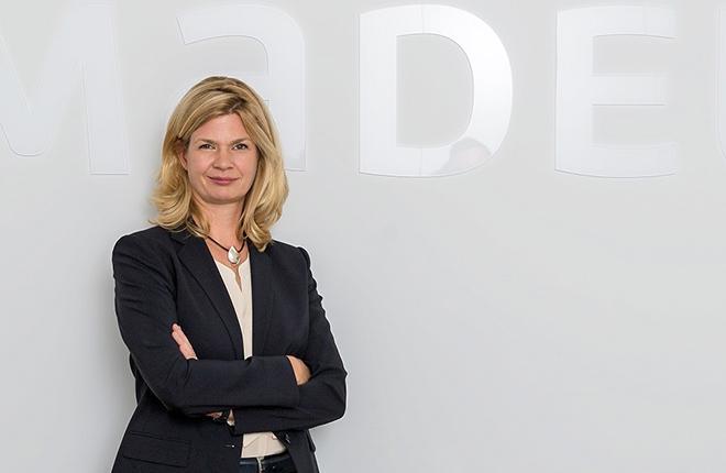 Моника Видерхольд, управляющий директор Amadeus Germany GmbH, старший вице-президент Amadeus Travel Channels по продажам в Северной, Восточной, Центральной и Южной Европе :: Amadeus Germany