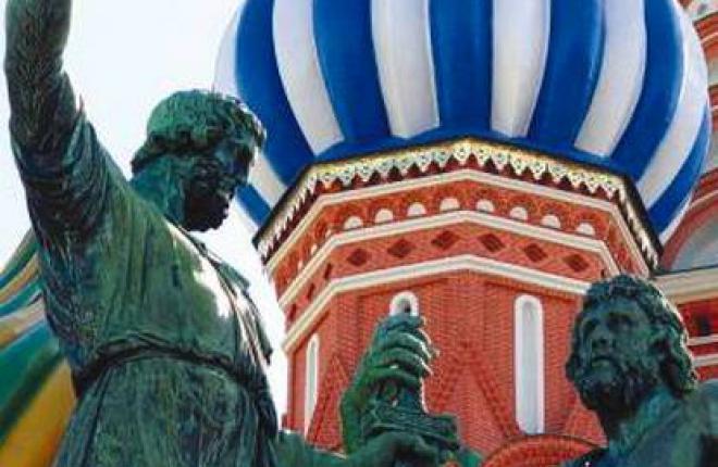 Москва лидирует по количеству туристов