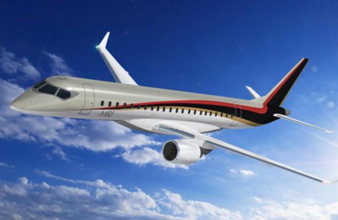 Mitsubishi Aircraft интенсифицирует программу регионального самолета MRJ