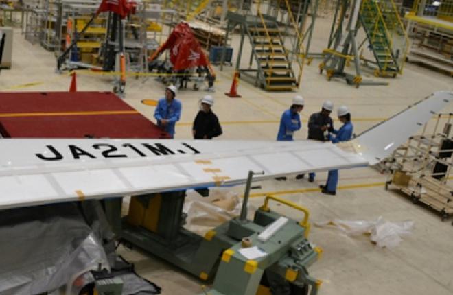Программа Mitsubishi Regional Jet получила инженерный центр в США