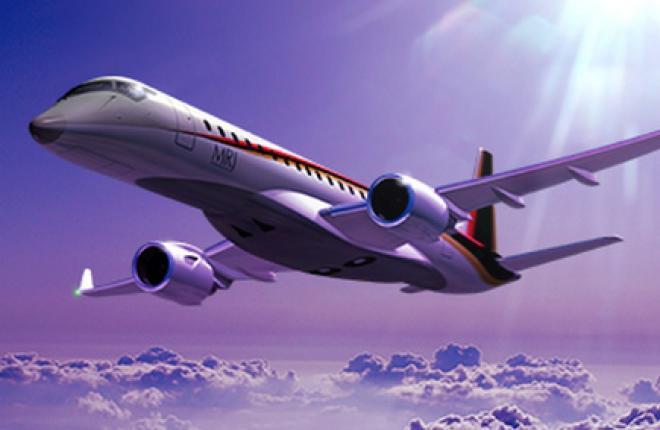 В Mitsubishi Aircraft рассказали о причинах переноса первого полета MRJ
