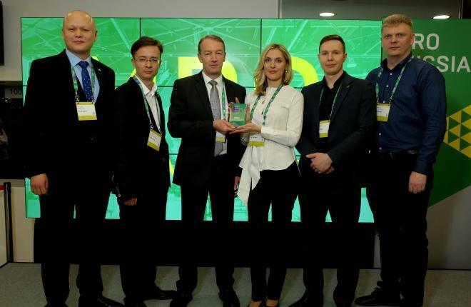 Air Astana - один из лауреатов премии