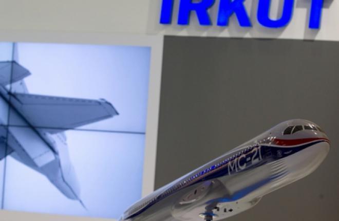 Центроплан для самолета МС-21 соберут до конца года