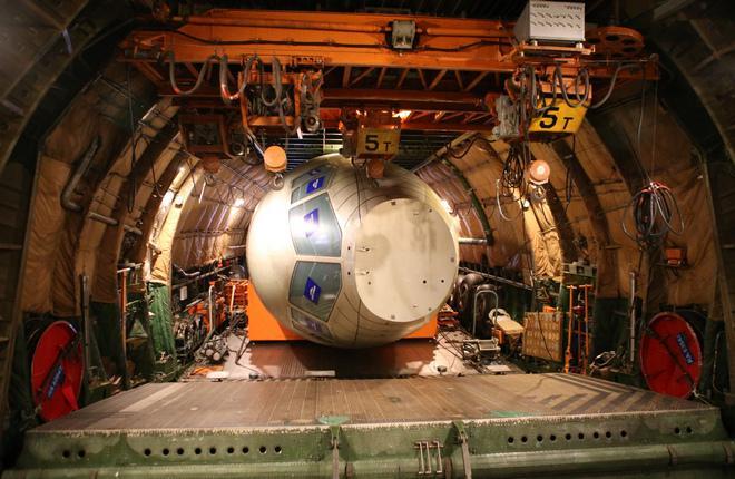 Фюзеляж МС-21 доставили в ЦАГИ для статических испытаний