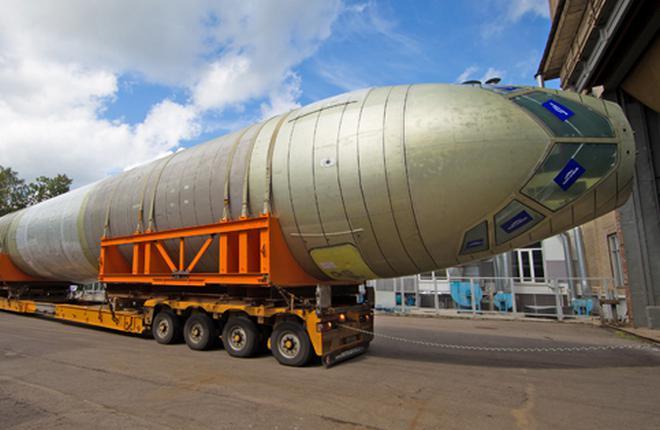 В ЦАГИ уточнили программу испытаний второго прототипа МС-21