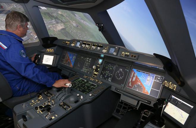 Интегрированную вычислительную систему МС-21 подготовили к стендовым испытаниям