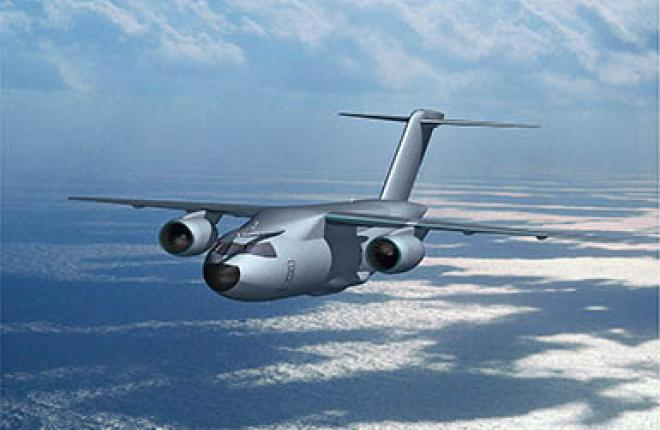The launch customers for future MTA aircraft will be the air forces of Russia an
