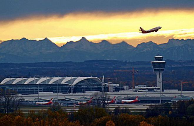 MUC Munich Airport