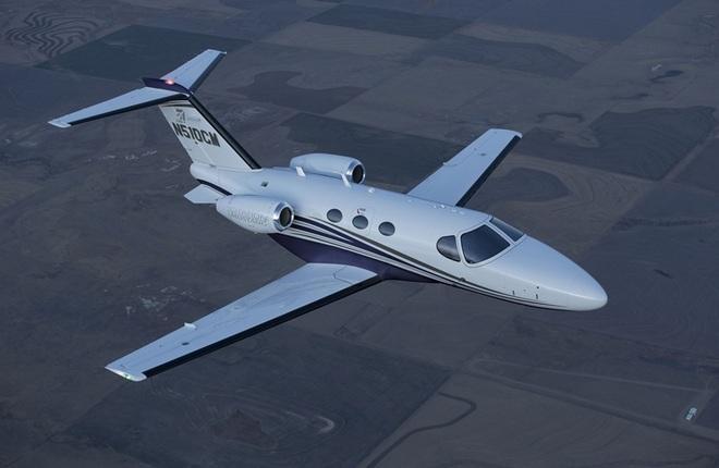 Cessna прекратила выпуск бизнес джетов Citation Mustang