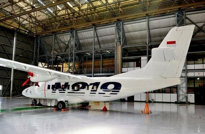 Индонезия начнет выпуск турбовинтовых самолетов  в 2017 г.