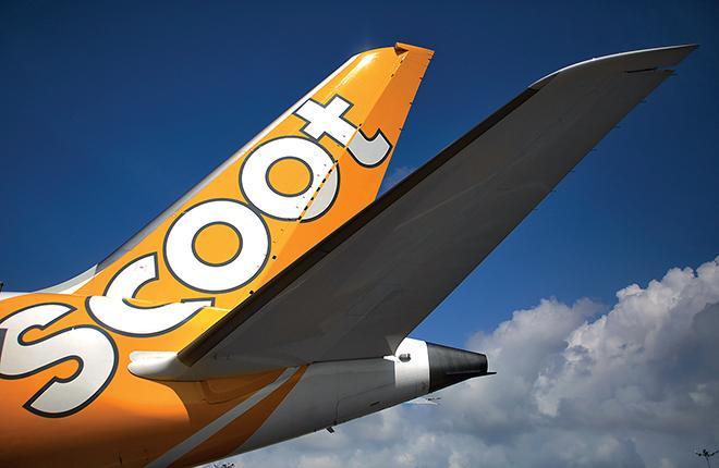 Лоукостер Scoot отреагировал на рост авиатоплива