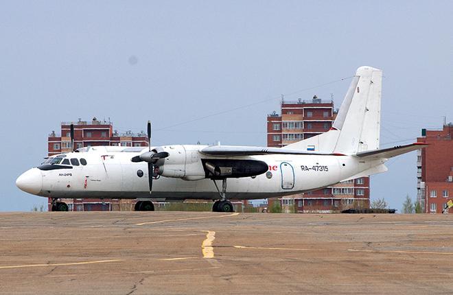 Авиакомпания «РусЛайн» активизировала работу на рынке авиаперевозок Восточной Сибири