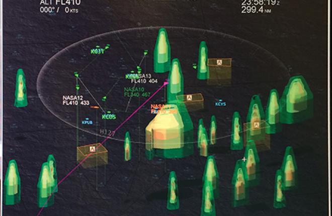 NASA разрабатывает концепцию новой кабины экипажа для будущих самолетов, в которой будет место только для командира воздушного судна.
