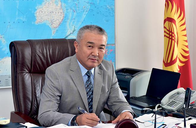 Улукбек Рахманов
