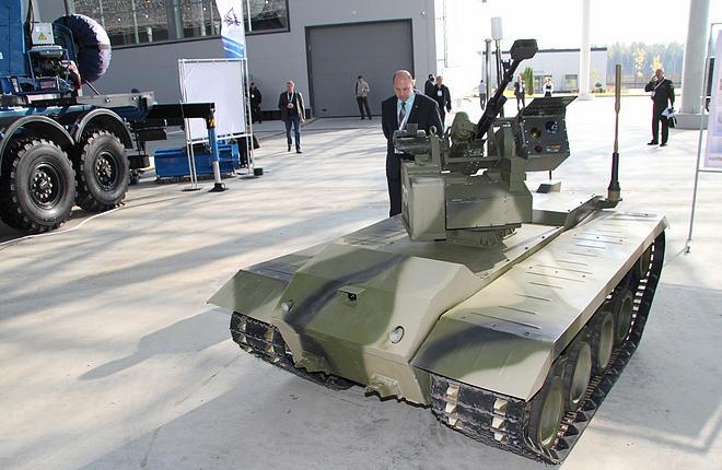 Боевой вариант комплекса «Нерехта» может использоваться для уничтожения живой силы и незащищенной техники противника (Денис Федутинов)