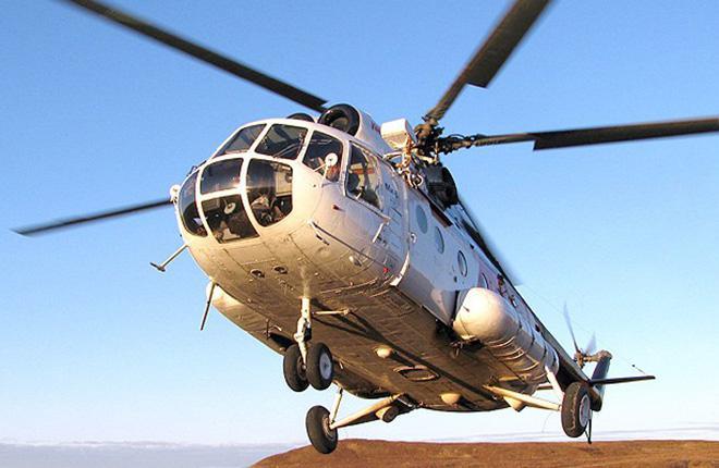 Нарьян-Марский объединенный авиаотряд получил первый за четверть века новый вертолет