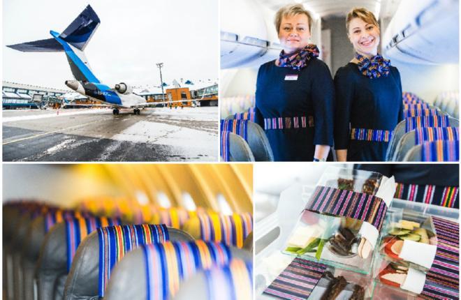 Новый эстонский перевозчик Nordic Aviation Group получил первый самолет CRJ700
