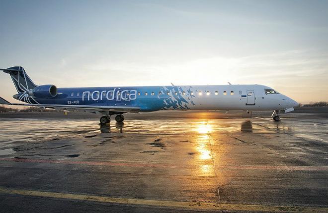 Авиакомпания Nordica