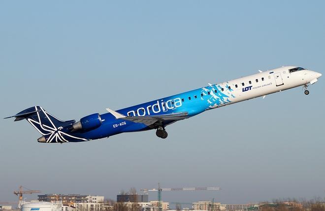 Эстонская авиакомпания Nordica увеличит флот до 10 самолетов