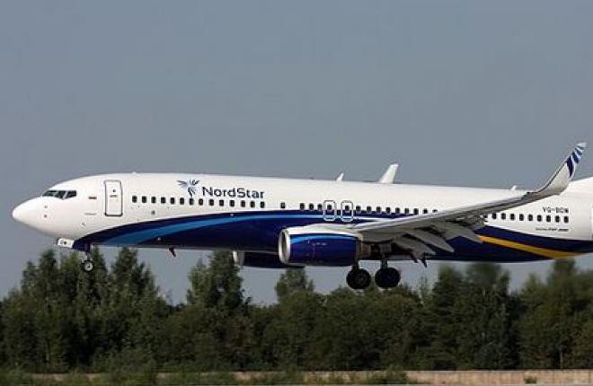 Авиакомпания NordStar свяжет Красноярск с Самарой и Ереваном