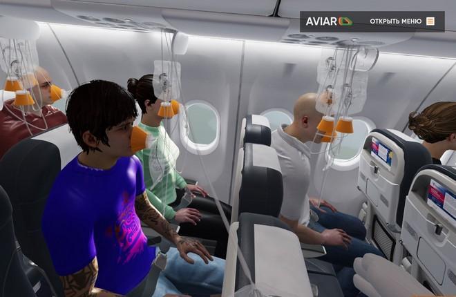 NordStar внедрила технологию виртуальной реальности для подготовки летных и кабинных экипажей