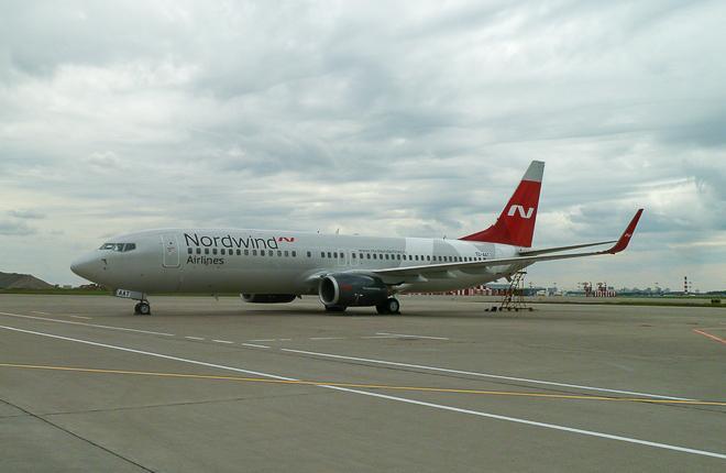 С получением очередного Boeing 737-800 в распоряжении NordWind будет семь машин данного типа :: Сергей Сергеев