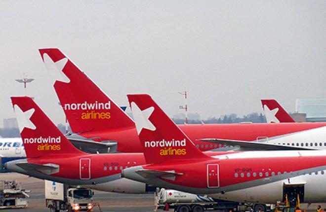 Авиакомпания NordWind выходит на рынок регулярных перевозок