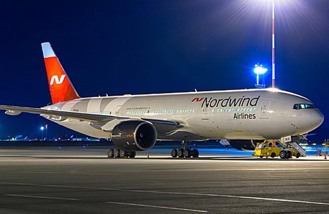 Шестой самолет Boeing 777 пополнил парк российской авиакомпании NordWind
