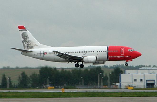 Бесплатный wi-fi на борту норвежского перевозчика Norwegian бьет рекорды