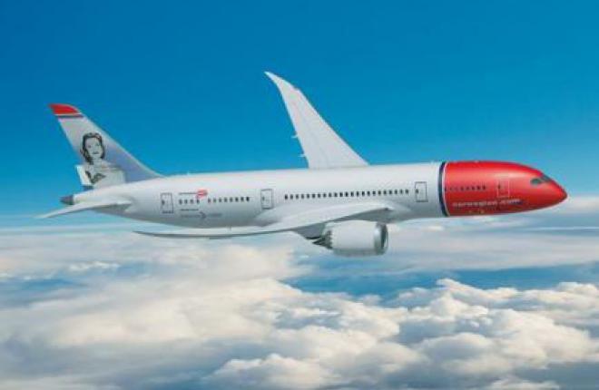 У самолета Boeing 787 авиакомпании Norwegian Air Shuttle произошла утечка топлив