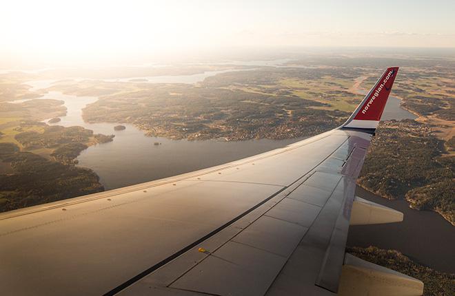 Полеты по-норвежски